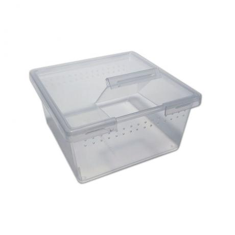 Square Container with Flip Lid