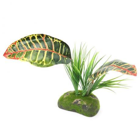 ProRep Artificial Tropical Croton Plant