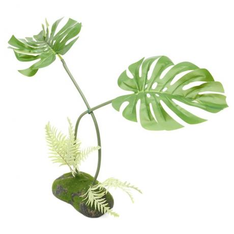 ProRep Artificial Philodendron Monstera Plant